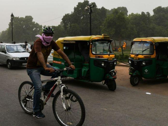 Dust storm in New Delhi Indian dust storm kills 77 and leaves 143 injured Indian dust storm kills 77 and leaves 143 injured skynews india dust storm 4299443