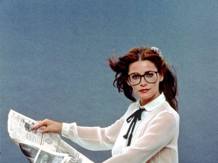 Margot Kidder as Lois Lane in Superman Lois Lane actress in Superman dies aged 69 Lois Lane actress in Superman dies aged 69 skynews margot kidder lois lane 4310311