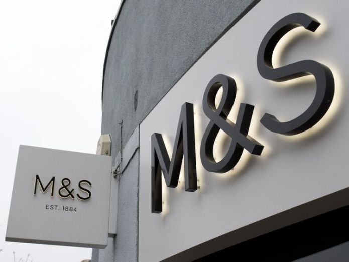 Marks and Spencer only has one female executive  Final day of trading for several Marks & Spencer stores skynews marks and spencer m and s 4314792