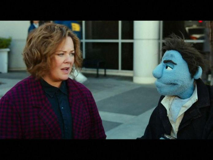 Melissa McCarthy teams up with a puppet partner to investigate the deaths Sesame Street sues 'explicit and profane' puppet movie The Happytime Murders Sesame Street sues 'explicit and profane' puppet movie The Happytime Murders skynews melissa mccarthy happytime murders 4320674
