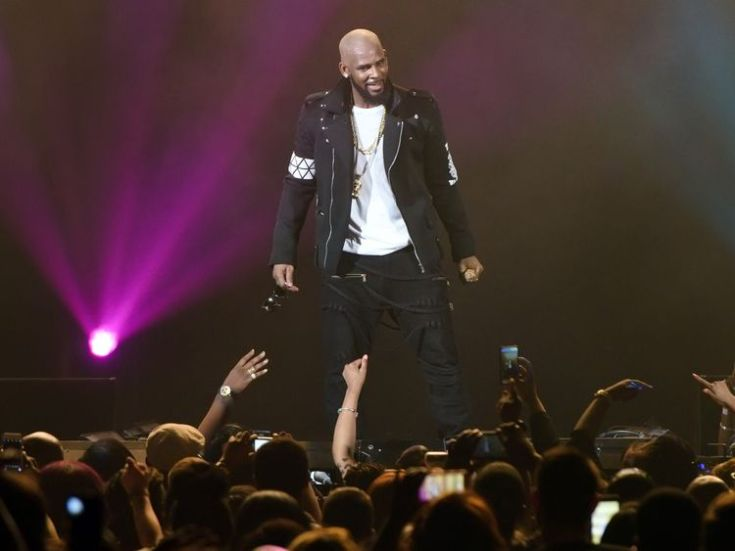 Campaigners have called for R Kelly's concerts to be cancelled
