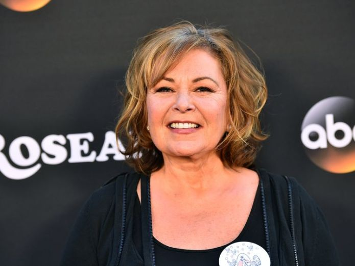 Roseanne Barr has apologised for making a joke she now says was in 'bad taste' Samantha Bee regrets 'inexcusable' slur about Ivanka Trump Samantha Bee regrets 'inexcusable' slur about Ivanka Trump skynews roseanne barr racism 4323705