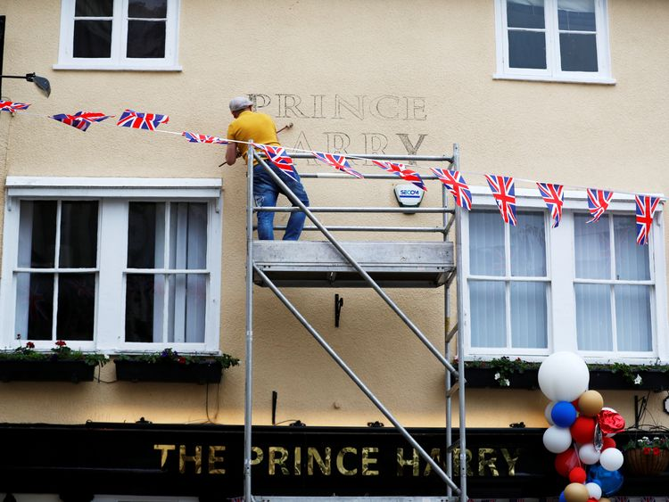 The Three Tuns has changed its name to the Prince Harry