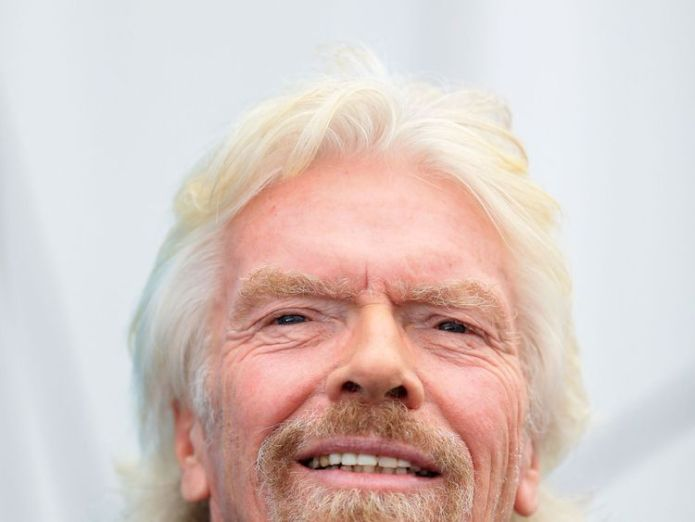 Sir Richard Branson, who has revealed that he is training to become an astronaut  Richard Branson reveals his astronaut training as space visit looms Richard Branson reveals his astronaut training as space visit looms skynews sir richard branson 4320549
