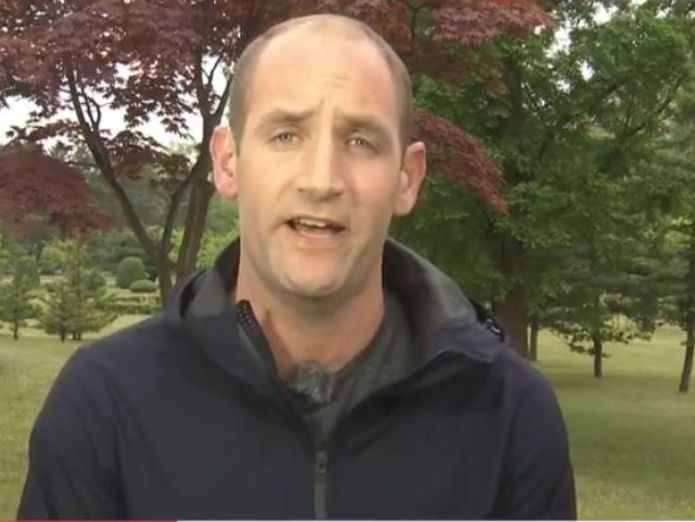 Tom Cheshire reporting live from Wonsan in North Korea Sky News reports live from North Korea ahead of nuclear site demolition Sky News reports live from North Korea ahead of nuclear site demolition skynews tom cheshire wonsan 4317064