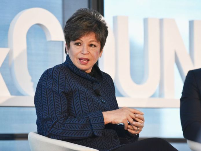 Valerie Jarrett 