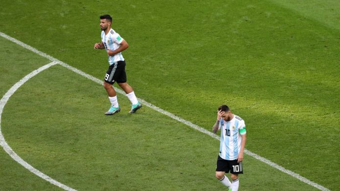 Lionel Messi's World Cup career may be over  Lionel Messi heading home as World Cup last 16 starts with bang skynews lionel messi argentina 4349852