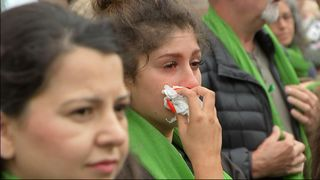 Church services, memorials and other events took place across the country, one year on since the devastating fire at Grenfell Tower.
