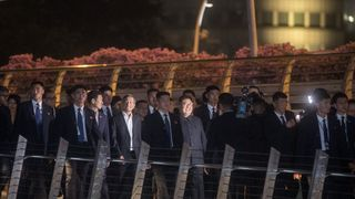 Kim Jong Un 'A changed era': How North Korea is reporting the summit 'A changed era': How North Korea is reporting the summit skynews kim jong un singapore 4333499