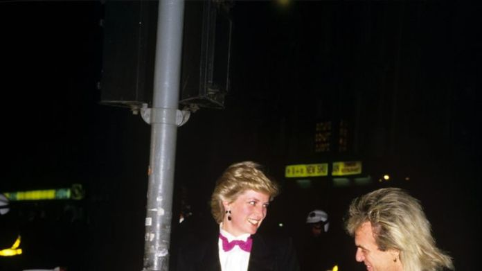 Princess Diana and Peter Stringfellow arriving at the Hippodrome Nightclub in London, 1987. Pic: REX/Shutterstock Stringfellow on sex, Thatcher and Stephen Hawking Stringfellow on sex, Thatcher and Stephen Hawking skynews peter stringfellow 4329920