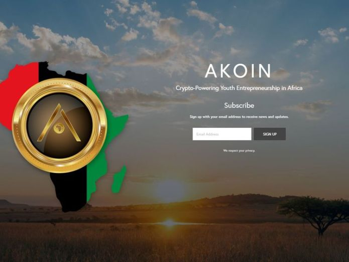 AKoin already has an official website Akon 'to build real life Wakanda' with its own cryptocurrency in Senegal Akon 'to build real life Wakanda' with its own cryptocurrency in Senegal skynews akon akoin 4341436