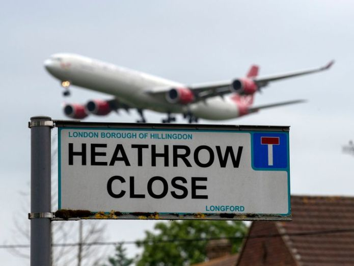 Heathrow Airport controversial heathrow expansion gets government go-ahead Controversial Heathrow expansion gets government go-ahead skynews heathrow airport heathrow 4328708