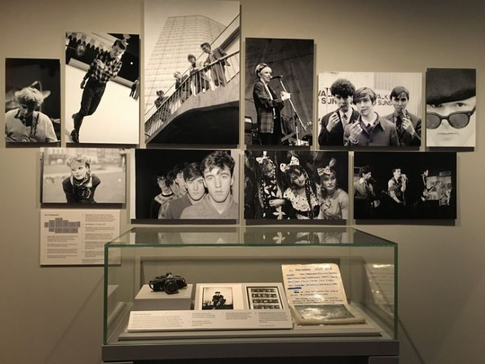 The Rip It Up exhibition features pictures of Scotland's biggest bands over the years Sixty years of Scottish music goes on display Sixty years of Scottish music goes on display skynews rip it up sky news 4342516