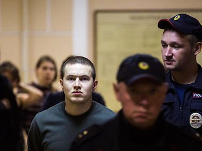 Computer programmer Viktor Filinkov has accused of Russia's domestic intelligence agency, the FSB, of torture russian Russian intelligence agency FSB accused of torturing suspects with electric shocks skynews viktor filinkov fsb 4337216