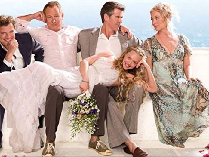 It's been ten years, but Mamma Mia! is back for a second sing-song  Mamma Mia remake 'an antidote to the times we live in' skynews mamma mia film premiere 4363660