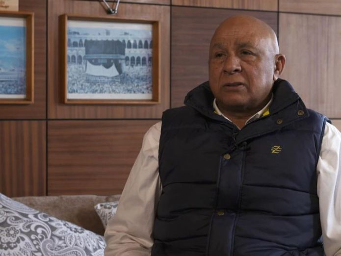 Fuad Floris was a member of the armed wing of the ANC  Former president remembered by workers skynews nelson mandela africa 4364798