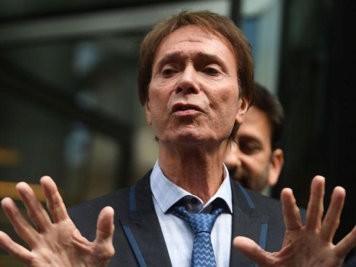 Sir Cliff Richard  BBC 'overdid it' with Sir Cliff coverage, director-general admits skynews sir cliff richard bbc 4365009