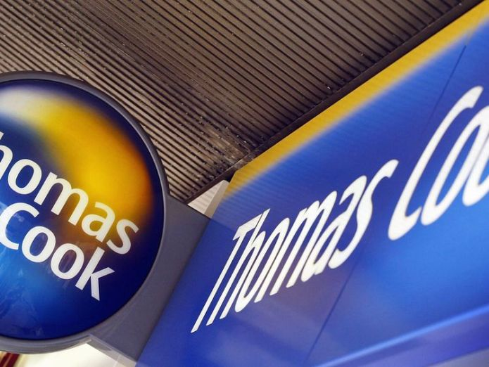 Travel agency Thomas Cook announces it will no longer sell tickets to SeaWorld   Thomas Cook cancels trips to SeaWorld and other captive killer whale attractions skynews thomas cook seaworld 4374795