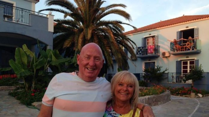 John and Susan Cooper died at a resort in Hurghada, Egypt  Egypt hotel couple's deaths: What do we know? skynews john cooper susan cooper 4399233
