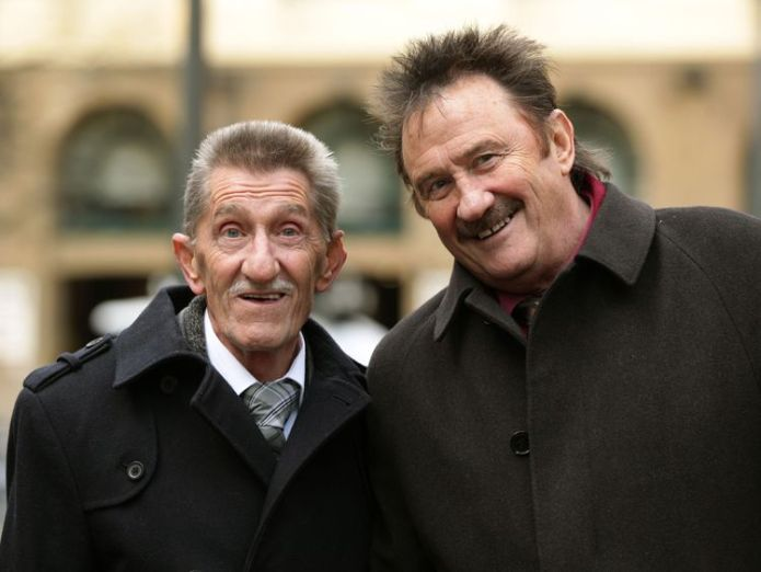 The Chuckle Brothers  My brother would want me to carry on performing, Paul Chuckle says skynews chuckle brothers barry 4381221