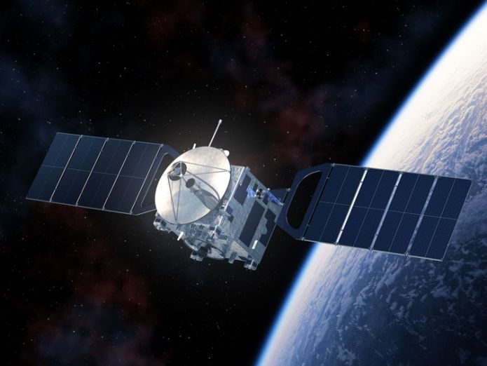 Satellite  US unveils plans for new Space Force by 2020 to counter China and Russia threat skynews satellite satellite in space 4385297