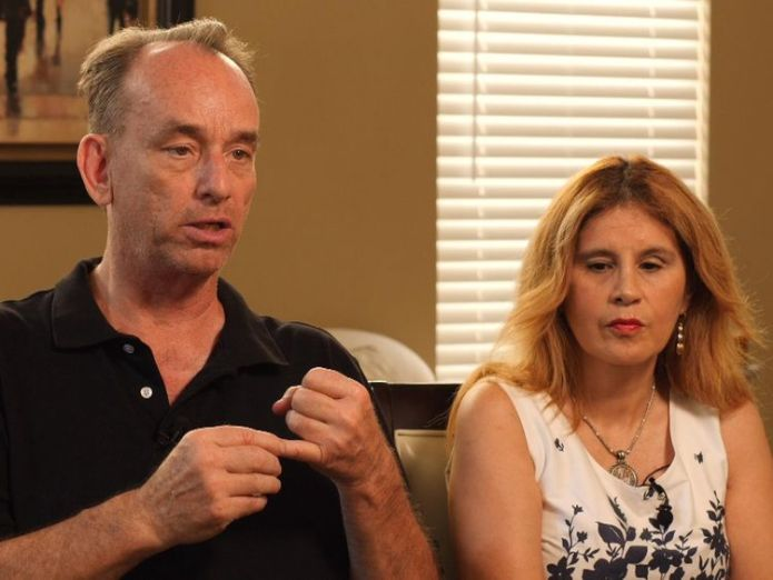 Willy and Gigi Littlefield's daughter Michelle was killed by an alleged street racer  The fast, furious and deadly craze of street racing leaves dozens dead in the US skynews street racers milam 4382506