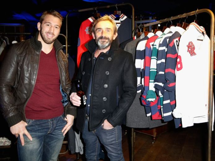 Julian Dunkerton is co-founder of Superdry