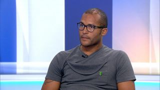 Ex-footballer talks about overcoming depression
