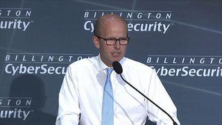Jeremy Fleming speech on the threat of Russia's GRU.