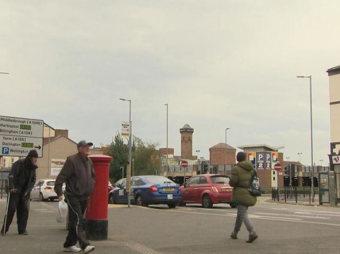 Stockton-on-Tees in County Durham
