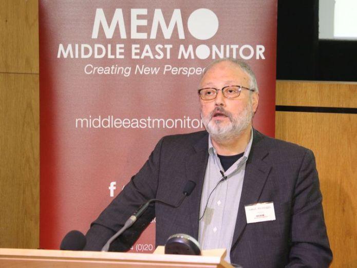 Saudi dissident Jamal Khashoggi   'Courageous journalist' who likened Saudi prince to Putin skynews jamal khashoggi saudi journalist 4446084