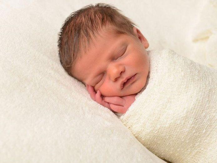 Stanley Davis (im Bild) war zum Zeitpunkt seines Todes gerade 24 Tage alt