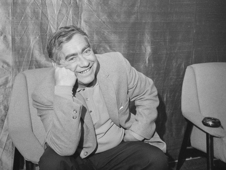 English comedian and actor Tony Hancock (1924 - 1968), UK, 7th July 1965
