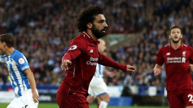 Highlights from Liverpool's 1-0 win at Huddersfield in the Premier League