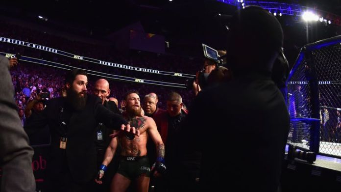Conor McGregor failed to win back the UFC lightweight title