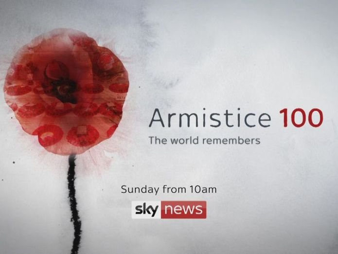 Sky News will have coverage from London on Armistice Day  Trump cancels Armistice cemetery visit 'due to bad weather' skynews armistice first world war 4482375