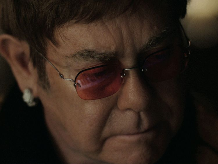 The advert has drawn mixed feeling, with some calling it an Elton John promo