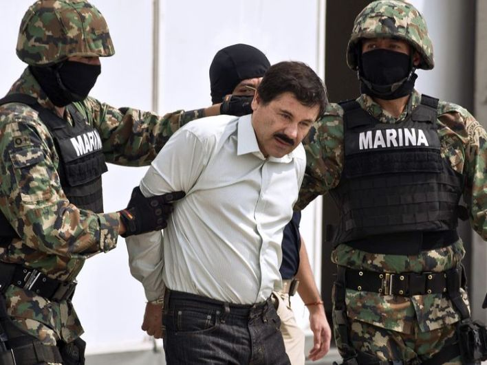 Guzman's trial will take place amid high security