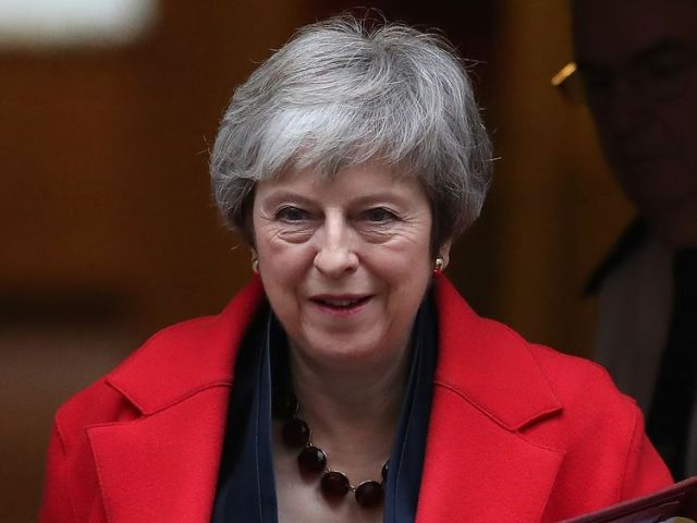 Theresa May is set face questions from senior MPs over her Brexit agenda