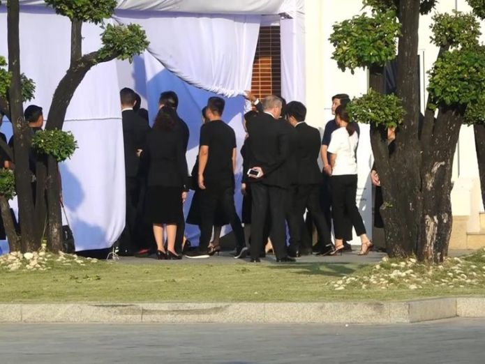 Preparations are in progress for the funeral of the club owner in Thailand