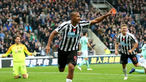 Highlights from Newcastle's win against Bournemouth in the Premier League