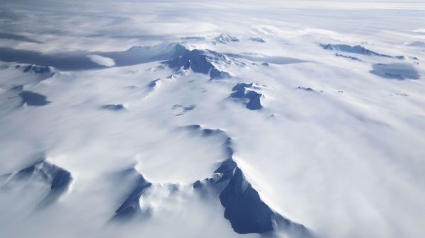 Ozone hole at its smallest due to abnormal weather patterns