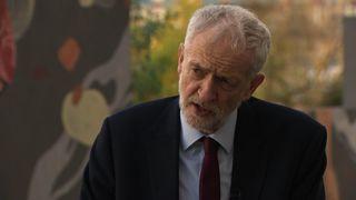 The chief worker Jeremy Corbyn