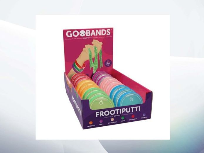 Frootiputti was found to exceed the safe limit of born. Pic: Goobands/My Diffability