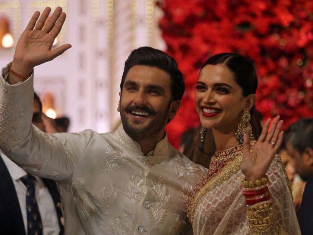 Actors Ranveer Singh and Deepika Padukone tied the knot in another high-profile wedding