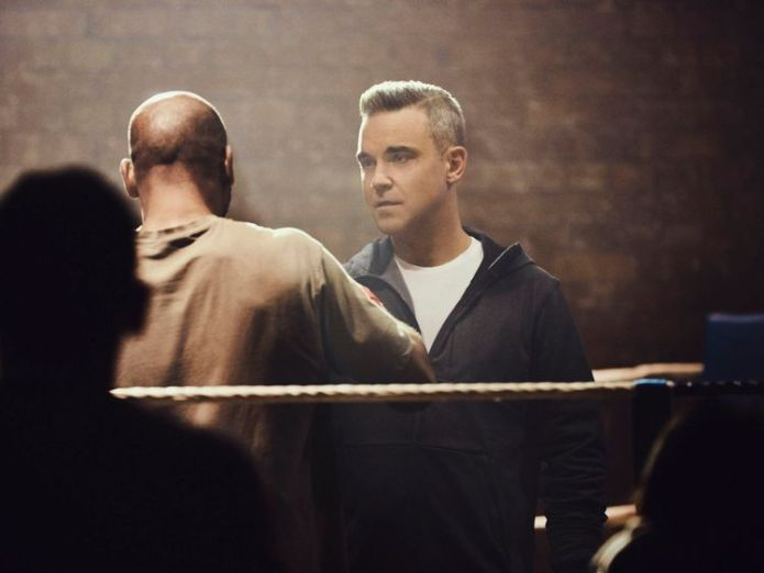 Robbie Williams will use his experiences to front a new campaign