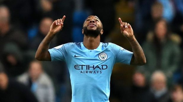 Highlights of Manchester City's win over Bournemouth in the Premier League.