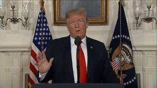 """Donald Trump has offered legal relief to """"dreamer"""" immigrants to secure funding for his border wall and end the govt shutdown."""