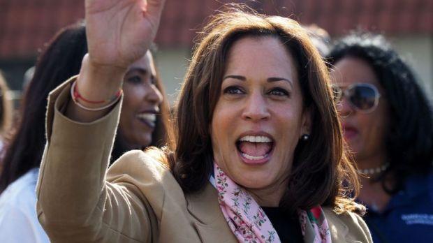 US Senator Kamala Harris has announced she is running for president in 2020