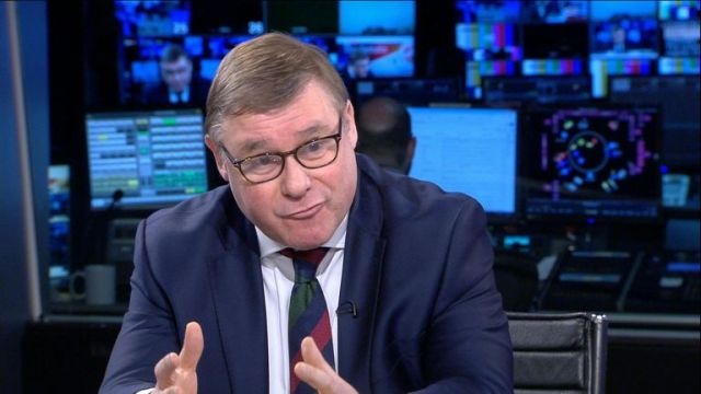 Conservative MP and vice-chair of the ERG Mark Francois believes calls for a People's Vote are being made by the political elite to stop Brexit.